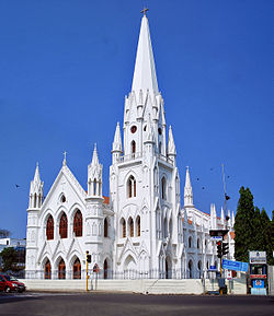 San Thome Cathedral Basilica