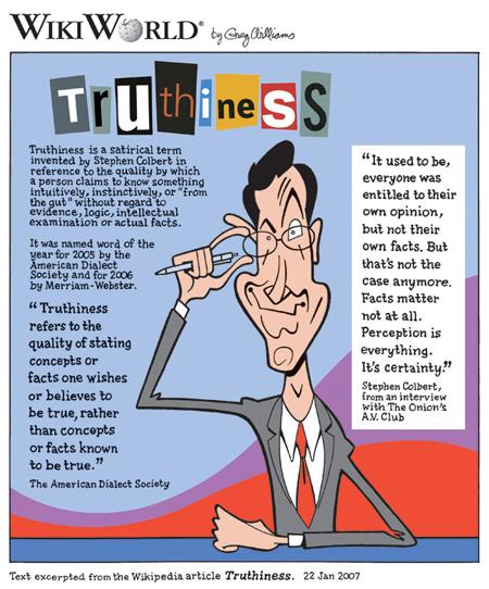 Thruthiness