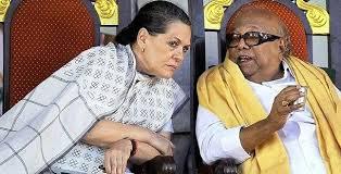 Sonia-G & Karunanidhi
