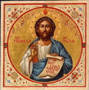 St. Thomas Icon