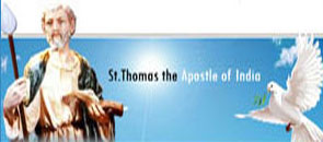 St. Thomas: Thomas was not called the Apostle of India until after 1953.