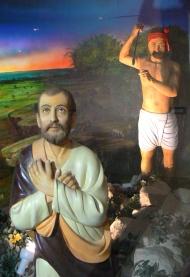 St. Thomas Tomb Tableau