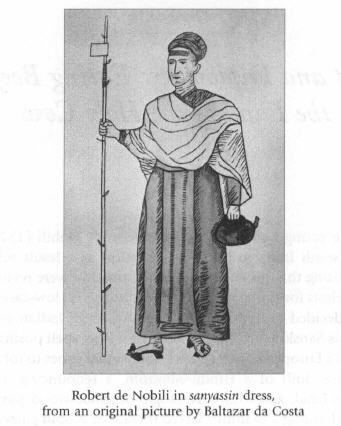 Robert de Nobili SJ