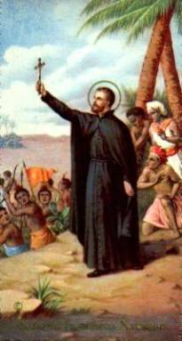 Francis Xavier SJ 1506-1552.