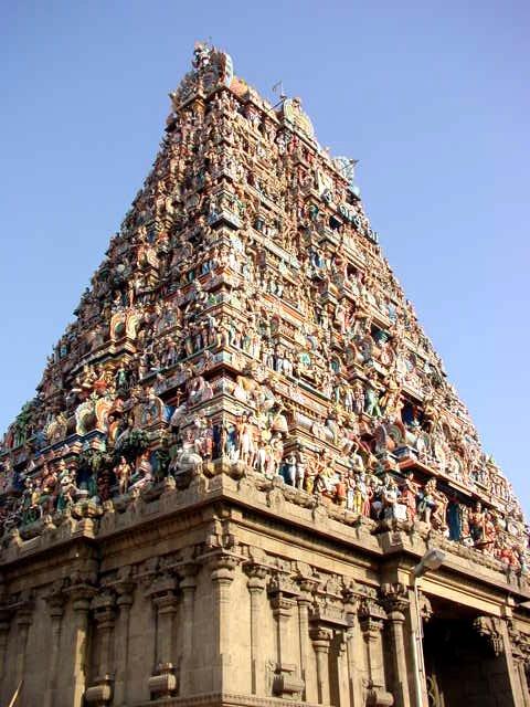 Kapaleeswara Temple Raj Gopuram
