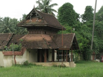 Thrikkavadoor Temple