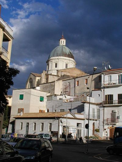 St. Thomas Cathedral at Ortona.