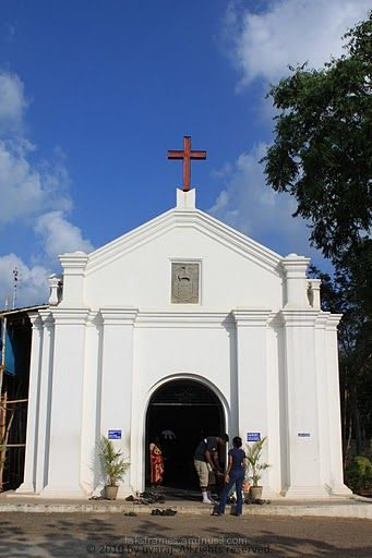 Big Mount church.