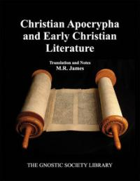 Cover of Christian Apocrypha