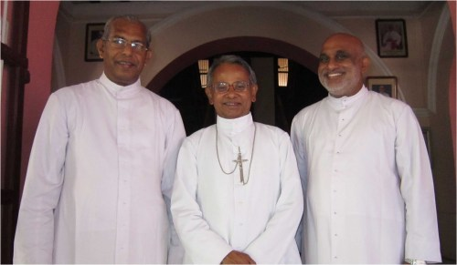 Bishop Joseph Karikkassery