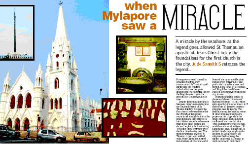 Times of India: When Mylapore saw a Miracle: 20 August 2011