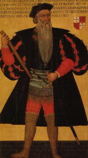 Afonso de Albuquerque the Duke of Goa