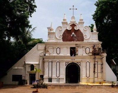 Luz Church or Our Lady of Light Church