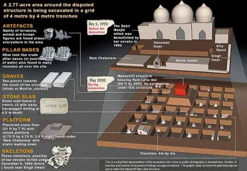 ASI Ayodhya Excavation