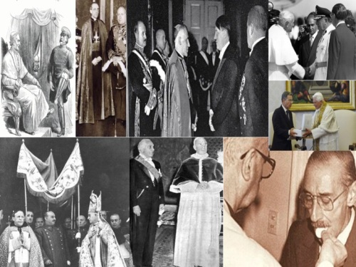 Popes & Fascists