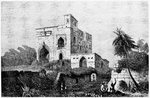 Palace of the Inquisition in Goa