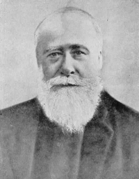 Rev. G.U. Pope