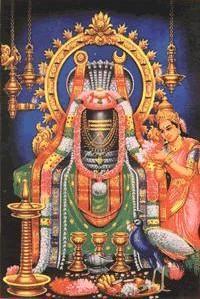 Sri Kapaleeswara Shiva & Devi Karpagambal