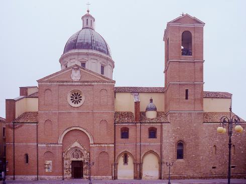 San Tommaso Cathedral, Ortona, Italy.