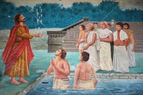 Thomas & Brahmins