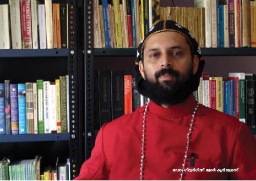 Bishop Geevarghese Mor Coorilose