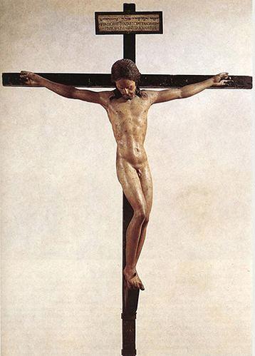Michaelangelo's Crucifix