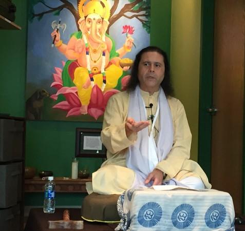 Dr. Frank Morales (Sri Dharma Pravartaka Acharya)