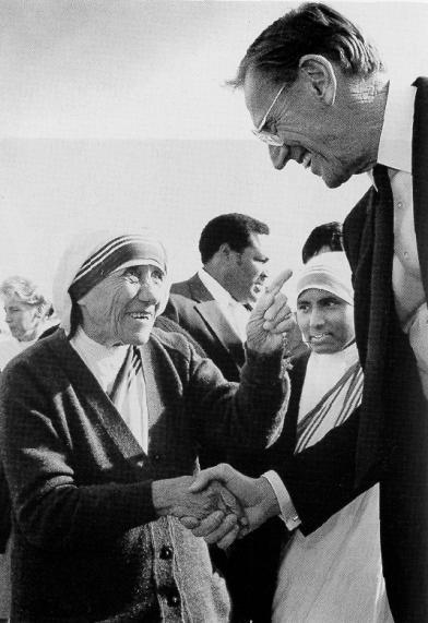 Mother Teresa & Charles Keating