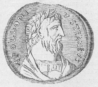 Apollonius of Tyana (ca. 15 – ca. 100 CE)