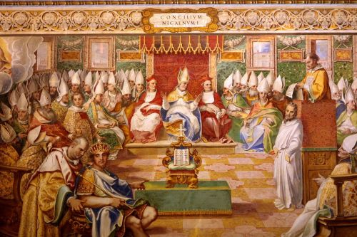 First Christian Council of Nicaea
