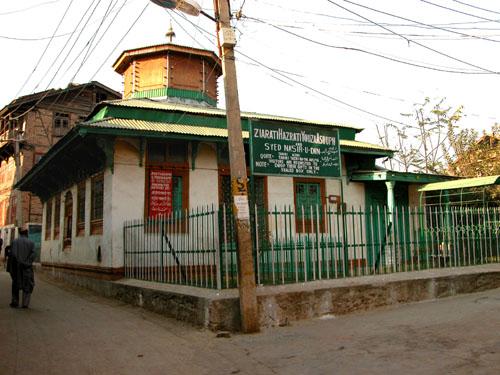 Roza Bal Sufi Shrine in Srinagar