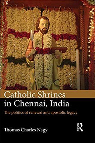 Catholic Shrines in Chennai, India (Cover)