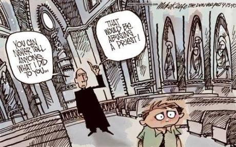 Paedophile Priest