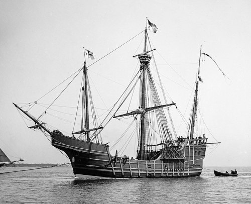 Replica of the Santa Maria (1892)