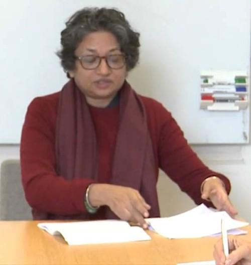 Prof Susan Viswanathan